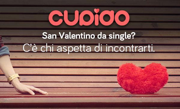 Cupido - San Valentino da single? C'è chi aspetta di incontarti.