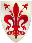 Stemma provincia  Firenze