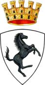 Stemma provincia  Arezzo
