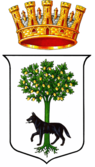 Stemma provincia  Lecce